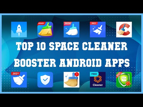 Top 10 Space Cleaner & Booster Android App | Review