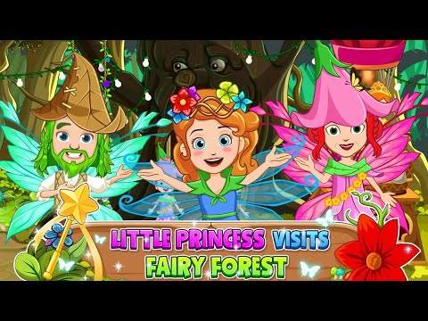 My Little Princess : Fairy Forest FREE (by My Town Games) - Android / iOS Gameplay