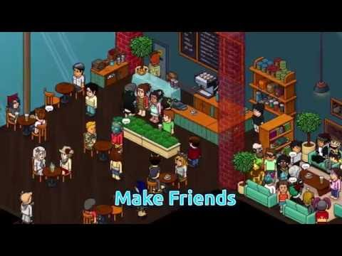 video review of Habbo - Virtual World