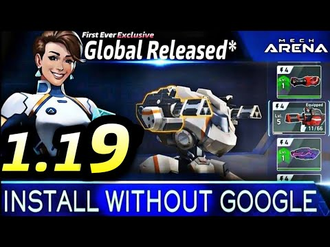 Mech Arena   Install WITHOUT Google PlayStore   Global Worldwide Released*   Download