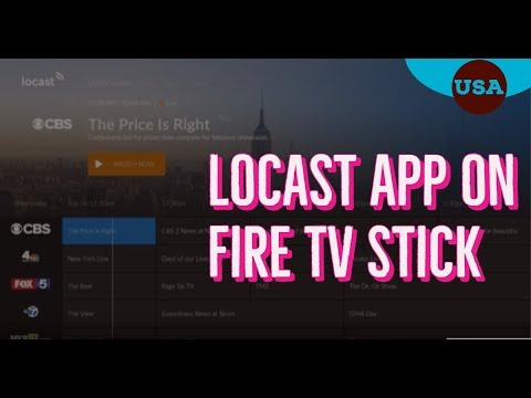 Locast App for Amazon Fire TV Stick - How to install Locast App in Fire TV Stick