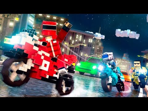 Blocky Superbikes Race Game (by Lab Cave Games) - Android Gameplay [1080p]