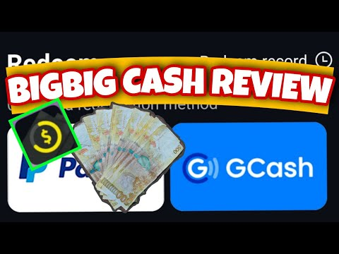 Bigbig Cash App Review - New Release Earning App 2021