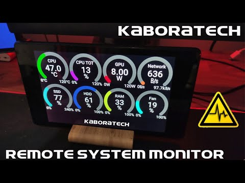 Remote System Monitor Tutorial