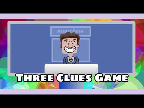 video review of Three Clues Game