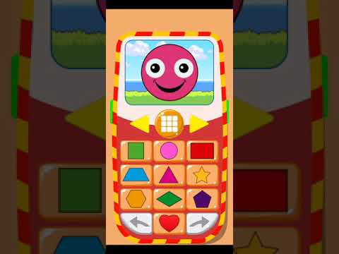 My Educational Phone - Free Learning App For kids