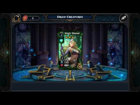 Deck Heroes: Legacy Android and IOS Gameplay