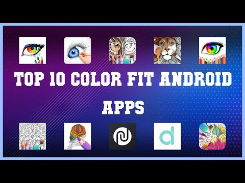 Top 10 Color fit Android App | Review
