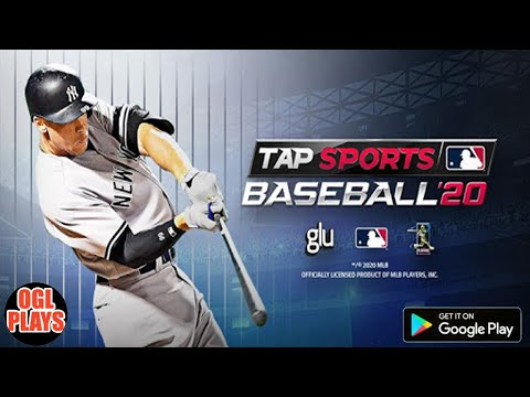 MLB Tap Sports Baseball 2020 (By GLU) Android Gameplay