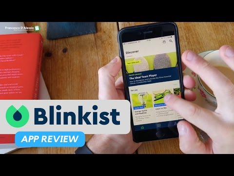 Blinkist Review: Read books in 15-minutes 📚