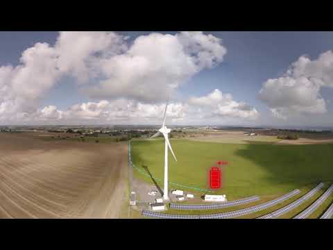 E.ON 360° Video - Local Energy Systems – Simris