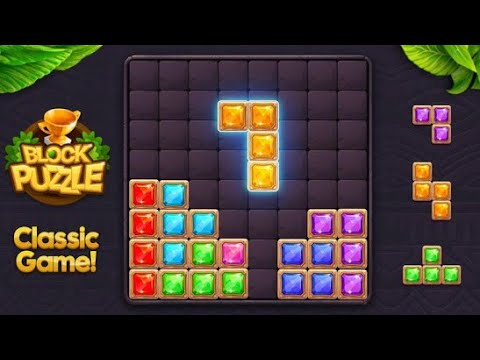 Block Puzzle Jewel Android Gameplay