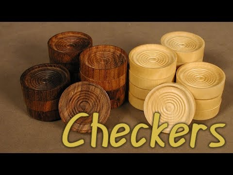 video review of Checkers V+, solo and multiplayer checkers game