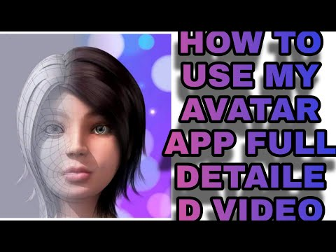 How to use my avatar app by filmize full detailed video   My avatar app kaise chalaye