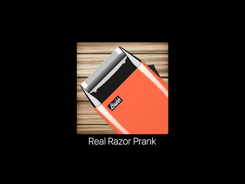 Real Razor Prank App Store App Preview