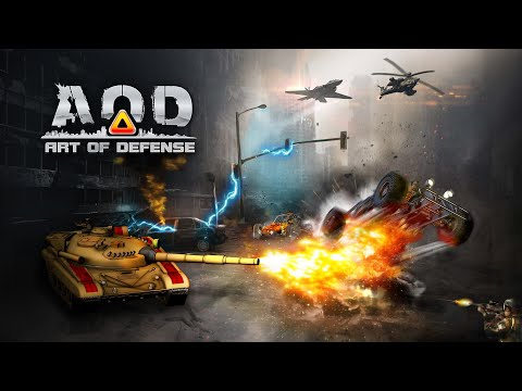 video review of AOD: Art of Defense — Tower Defense Game