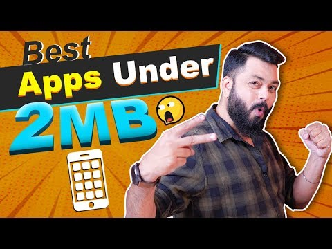 These 2MB Android Apps Will Really Surprise You ⚡⚡⚡Jaroor Download Kijiye!!