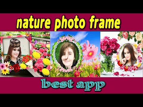 Nature Photo Frame Dual App Dual Photo Frame Apps Android App