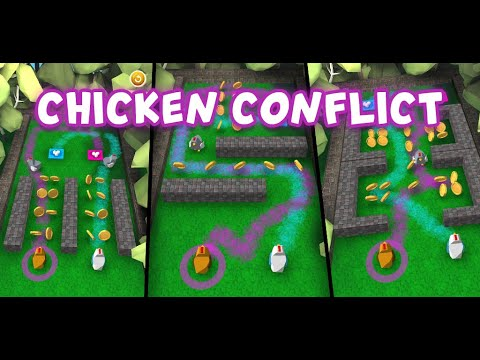 video review of Chicken Conflict