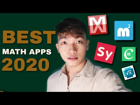 BEST APPS THAT SOLVED MATH PROBLEMS 2020   STUDENT APPS