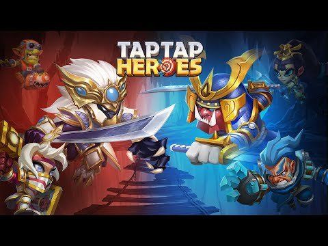 video review of Taptap Heroes