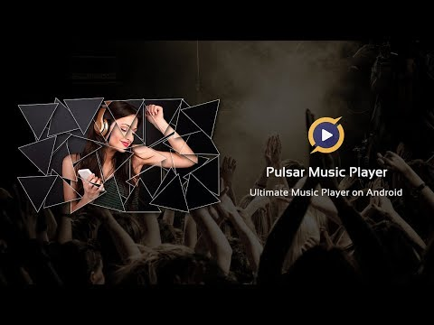video review of Pulsar Music Player