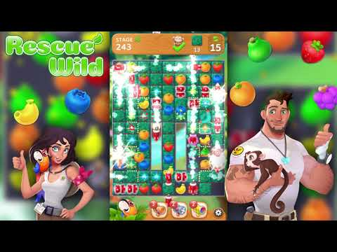 video review of Puzzle Fruits