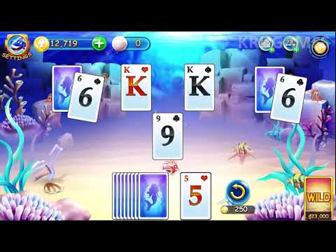 Solitaire Ocean Adventure Android Gameplay