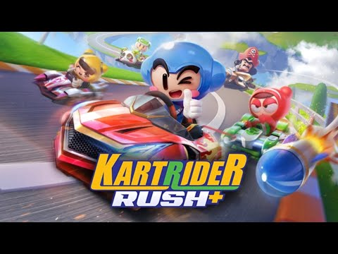 KartRider Rush  | Android / iOS Gameplay