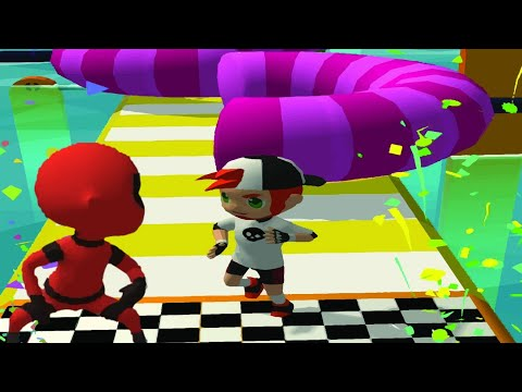 Fun Race 3D - Gameplay Levels 131 - 140 (Android - iOS), New Skin   New Music