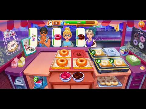 Cooking Master Life: Fever Chef Restaurant Cooking Gameplay Walkthrough