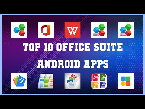 Top 10 Office Suite Android App   Review