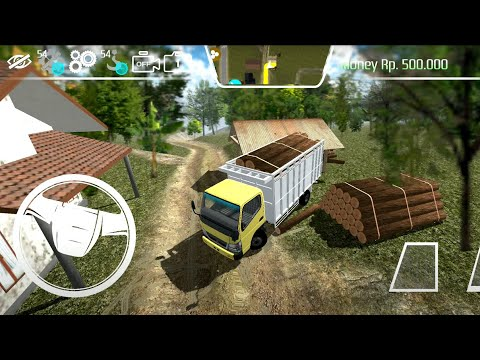 ES Truck Simulator ID #1 (by ESproject) - Android Game Gameplay