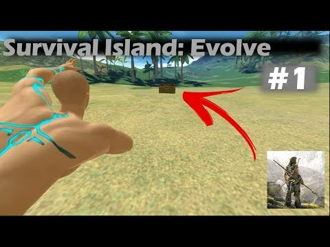 GETTING STARTED | Survival Island: Evolve Part 1