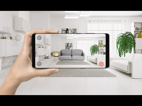 Myty AR - Interior designing experience with Augmented Reality!