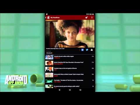 Haystack TV News: Android App Arena 25