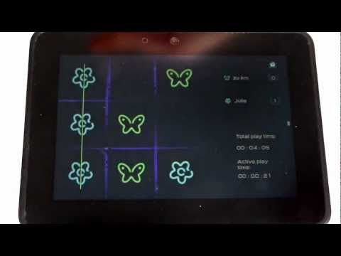 Tic Tac Toe Glow - App for Android Preview Video
