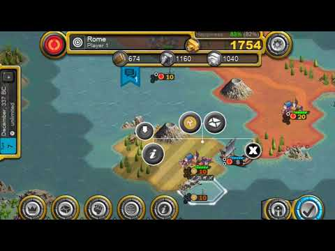 Demise of Nations Android Gameplay