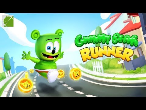 Gummy Bear Running - Android Gameplay FHD
