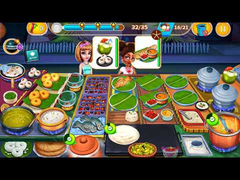 My Cafe Shop || South Indian Food Shop: (Truck 20, Levels 791 to 800)