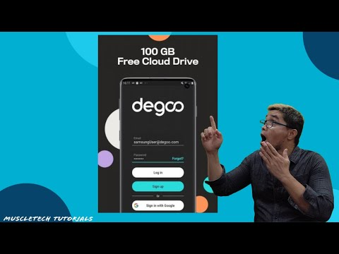 Degoo, the best Free Cloud-Based Backup Storage for photos & videos