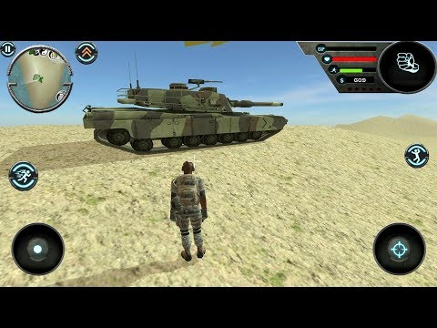 Army Car Driver (by Naxeex LLC) Android Gameplay [HD]