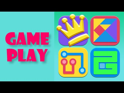 Puzzle King - Games Collection GAMEPLAY