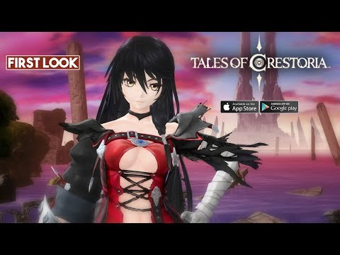 TALES OF CRESTORIA Gameplay Android / iOS