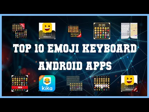 Top 10 Emoji keyboard Android App | Review