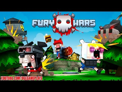 Fury Wars Gameplay (Android IOS)