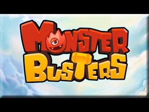 Monster Busters - Android Gameplay HD