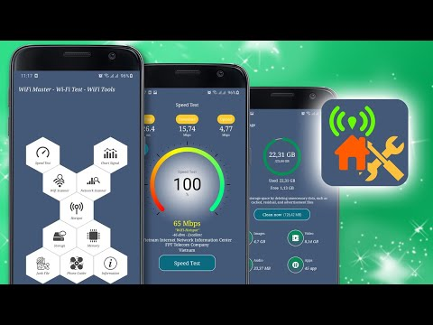 WiFi Tools Master - Powerful Cleaner & Security