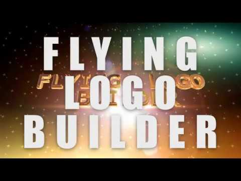 video review of FLYING LOGO BUILDER