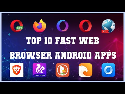 Top 10 fast web browser Android App | Review
